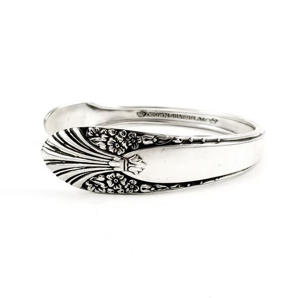 International Radiance Spoon Cuff Bangle by Midnight Jo