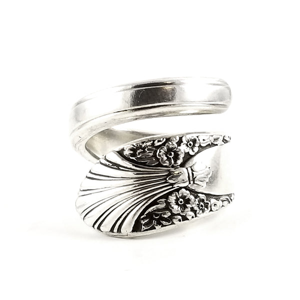 Radiance Wrap Around Spoon Ring by Midnight Jo