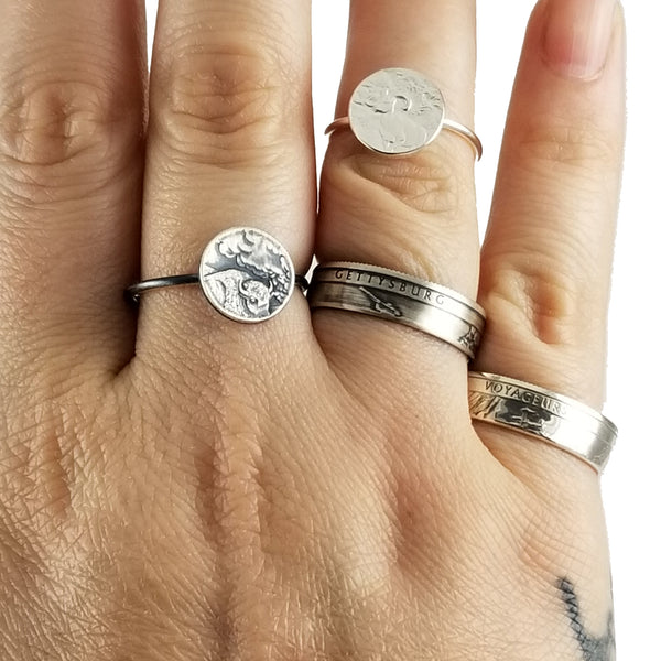 national park punch out stacking rings by midnight jo