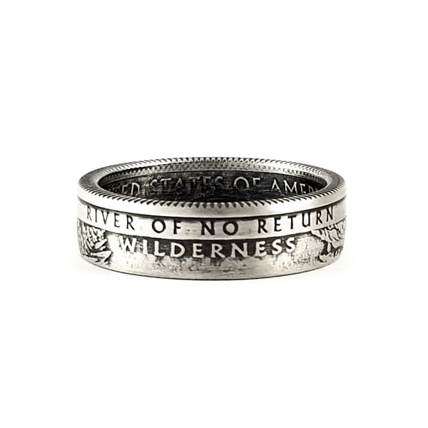 Silver River of No Return National Park Quarter Ring by midnight jo