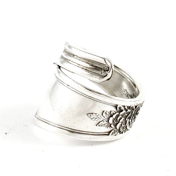 International Rosedale Wrap Around Spoon Ring by Midnight Jo