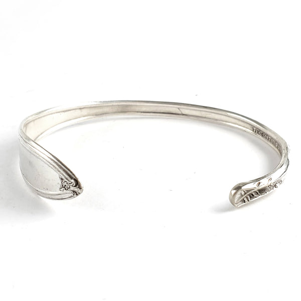 Rogers Rosemary Thin Spoon Bangle by Midnight Jo