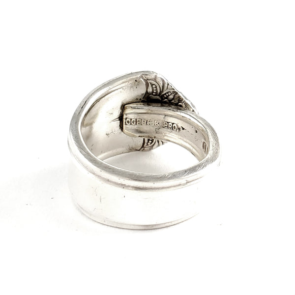 International Silver Plate Starlight Spoon Ring by Midnight Jo