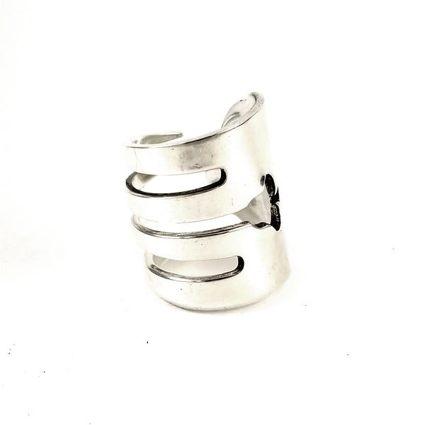 Sterling Silver Salad Fork Ring by midnight jo