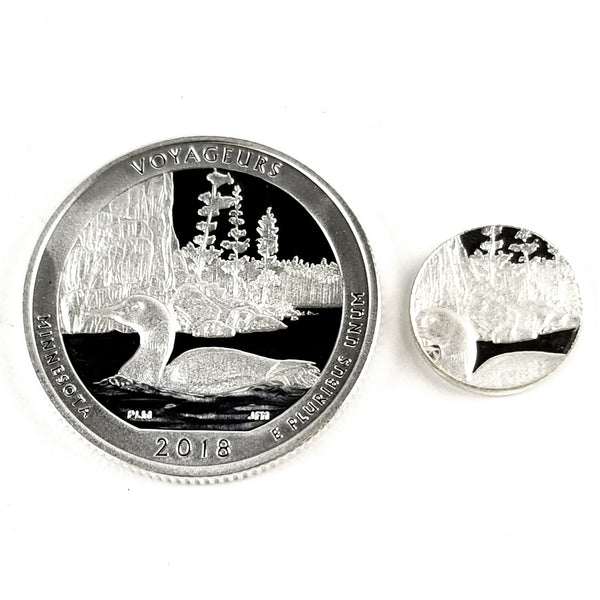 voyageurs national park quarter midnight jo