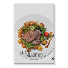Nyamist Stretched Eco-Canvas