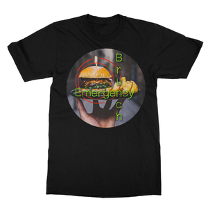Brunch Emergency Softstyle Ringspun T-Shirt