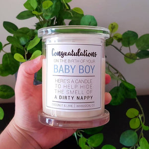 Baby Boy or Girl - Whimsical Co