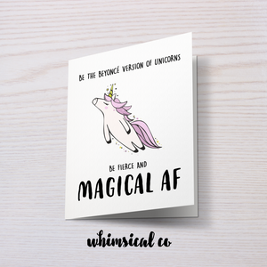 Beyonce of Unicorns - Whimsical Co