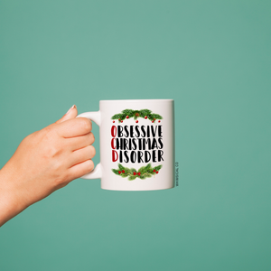 Christmas OCD Mug - Whimsical Co