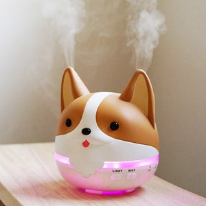 Corgi Ultrasonic Diffuser - Whimsical Co