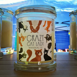 Crazy Cat Lady - Whimsical Co