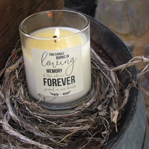 Memory Candle - Whimsical Co