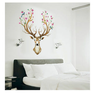 Deer Wall Decal - Whimsical Co