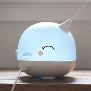 Whale Ultrasonic Diffuser - Whimsical Co