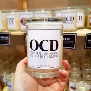 OCD - Whimsical Co