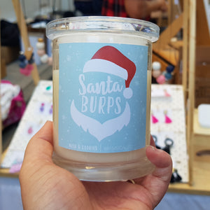 Santa Burps - Whimsical Co