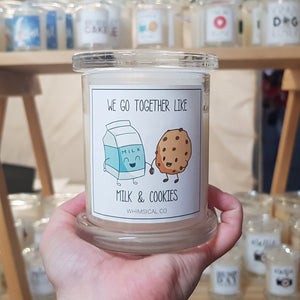 Milk & Cookies - Whimsical Co