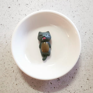 Black Cat Trinket Dish - Whimsical Co