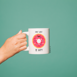 Donut Worry - Whimsical Co