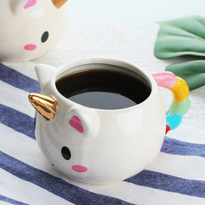 Unicorn Mug - Whimsical Co