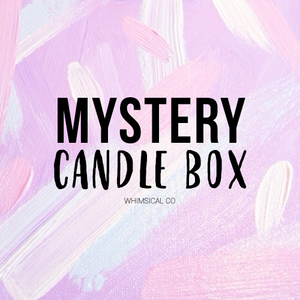 Mystery Candle Box - Whimsical Co