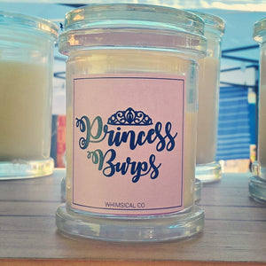 Princess Burps - Whimsical Co
