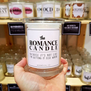The Romance Candle - Whimsical Co