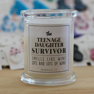 Teenage Daughter Survivor - Whimsical Co