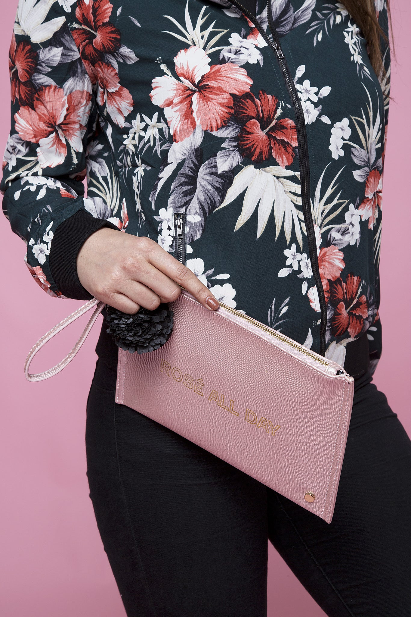 ROSE ALL DAY WRISTLET