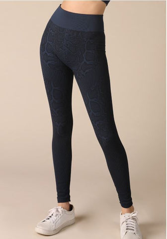 VIPER SNAKESKIN LEGGINGS