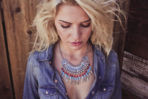 Cara Waterfall Necklace