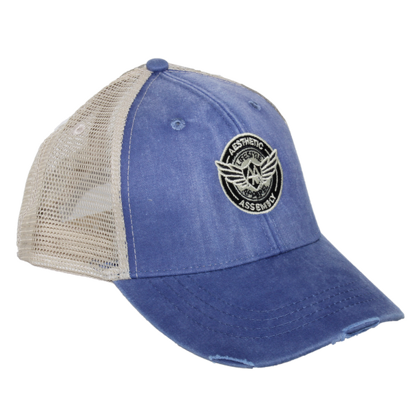 Trucker Hat - Royal Blue