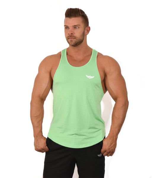 Performance Racerback Tank - Green