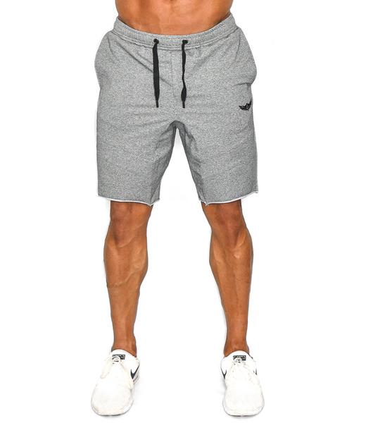 LIFESTYLE SHORTS - CHARCOAL GREY