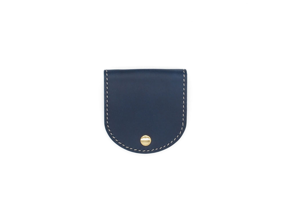 Guardian - Coin Case In Blue Buttero