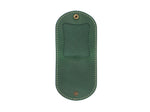 Guardian - Coin Case In Green Buttero