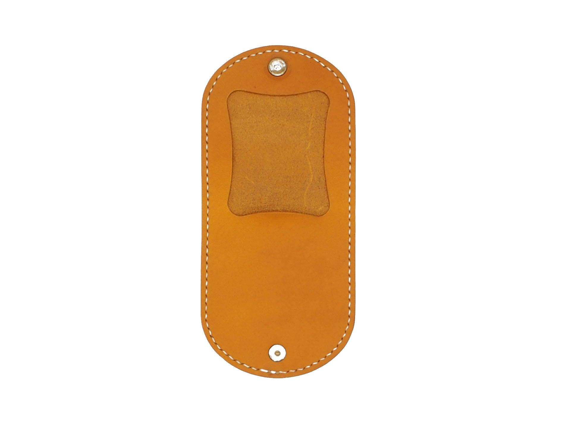 Guardian - Coin Case In Mustard Buttero