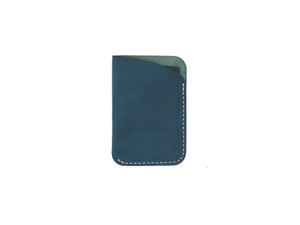 Leeway - Card Sleeve in Arnia Turquoise