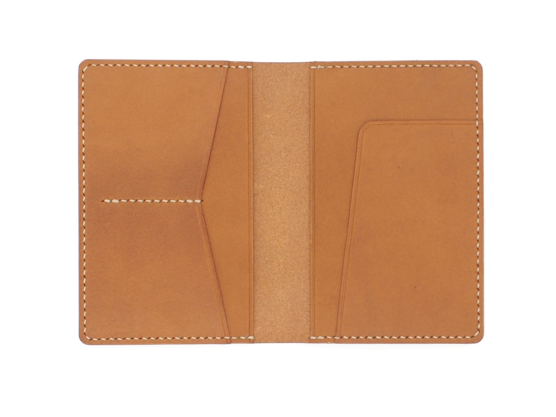 Nomad Mk.2 Passport Holder In Sand Buttero