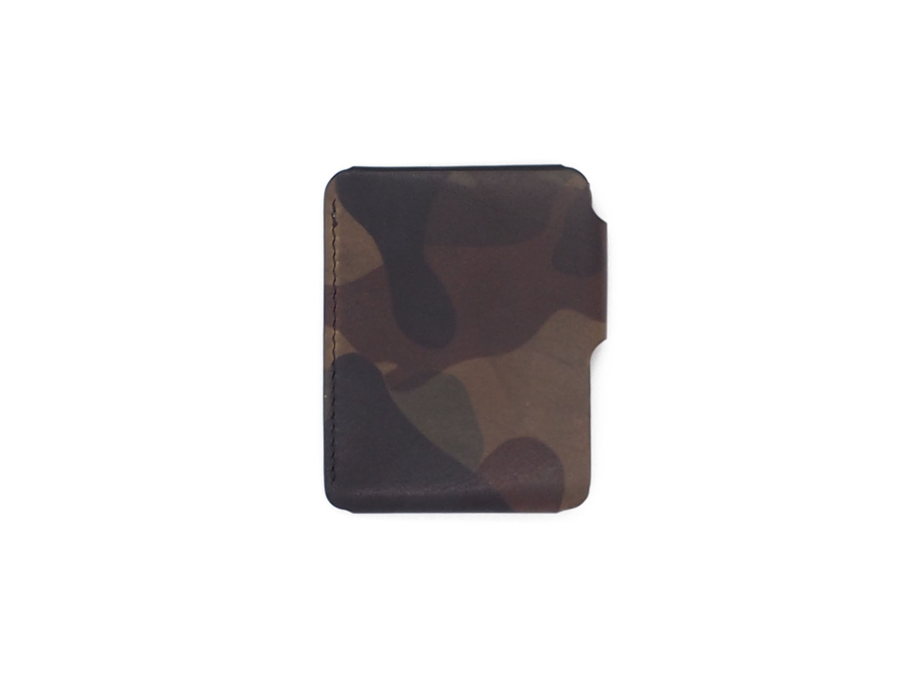 Sentry - Minimalist Wallet In Woodland Camo