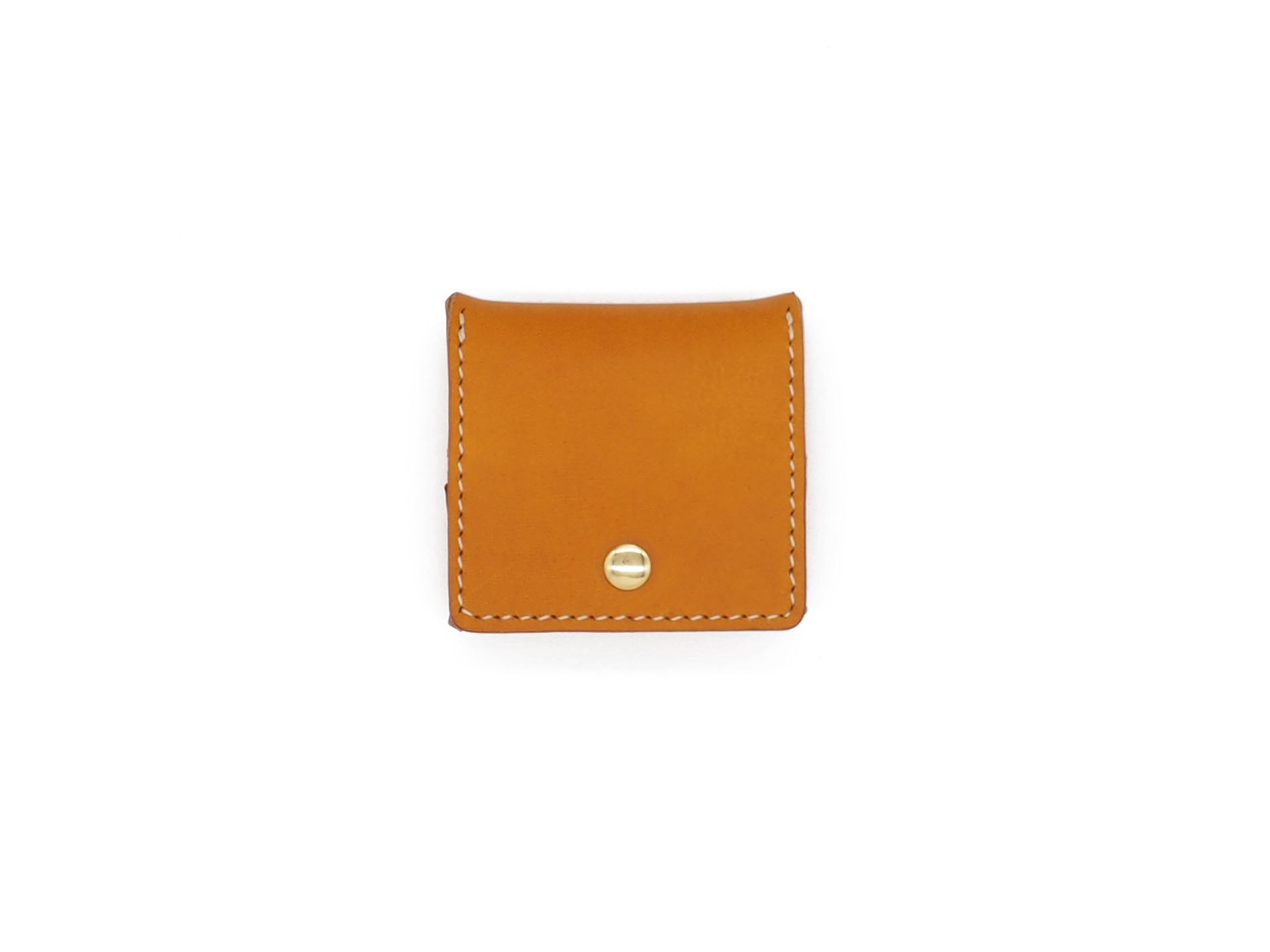 Tile - Coin Case In Mustard Buttero