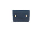 Utility Pocket - Snap Pouch Wallet In Blue Buttero