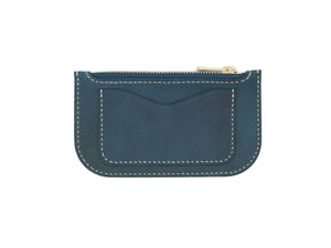 Alice - Zip Wallet In Arnia Turquoise