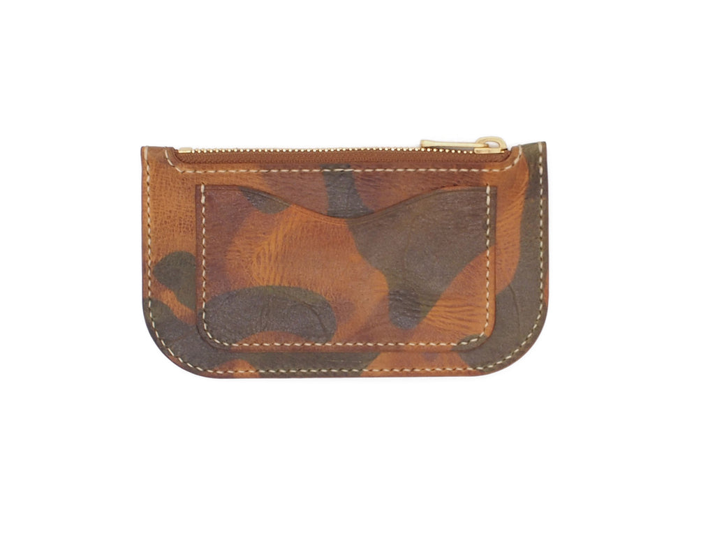 Alice - Zip Wallet In Camo