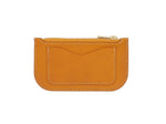 Alice - Zip Wallet In Mustard Buttero