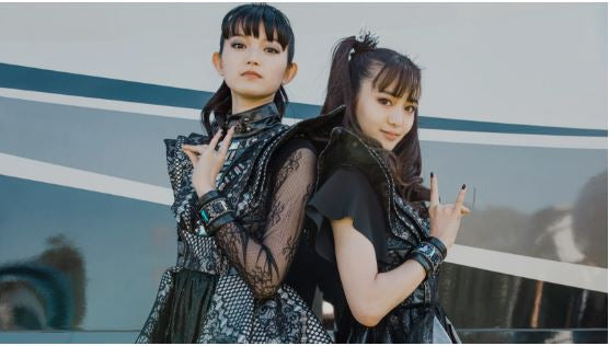BABYMETAL on their Glastonbury debut, Billie Eilish, working with Bring Me The Horizon and new album 'Metal Galaxy'