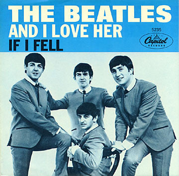 And I Love Her by The Beatles (C)