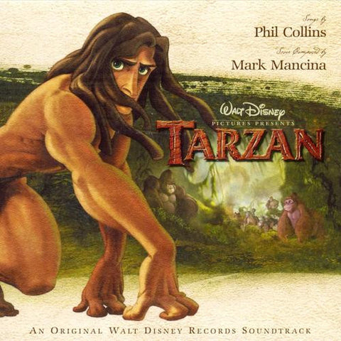 Trashin' The Camp from Tarzan Soundtrack (Eb)