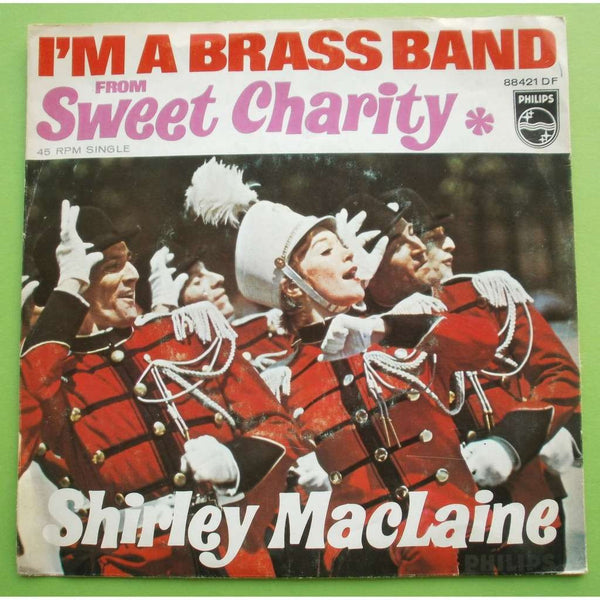 I'm A Brass Band from Sweet Charity (G)